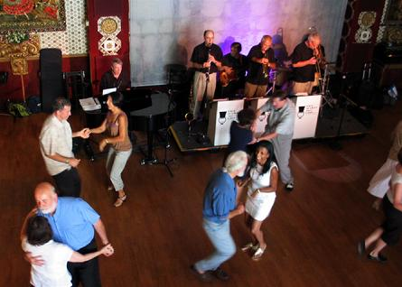 High Society Jazz Band at Tango del Rey, Fridays